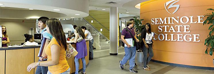 Seminole state college lauches autism focused interior - Seminole state college interior design ...