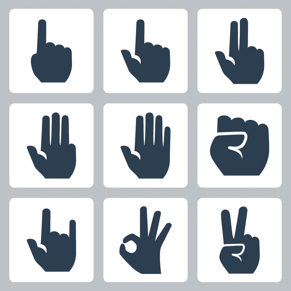 Graphic Design American Sign Language