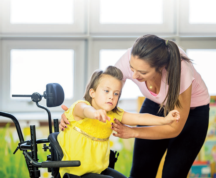 Children With Disabilities And >> Fitness For Children With Physical Disabilities Special Needs Resource