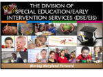 Special Education and Early Intervention Services – Maryland Department of Education