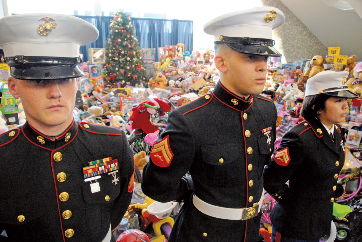 Toys For Tots Volunteer : Toys for tots