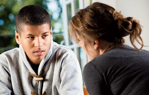 Talking To Your Military Teen About Substance Abuse